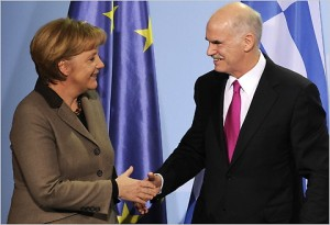 Greece Will Stay On Board – Merkel and Papandreou Plan a Dinner Date in Berlin