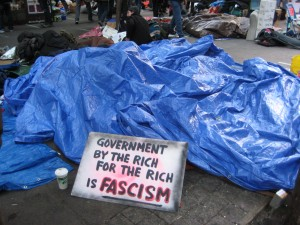 Occupy Wall Street – Part Protest, Part Woodstock, Part Circus