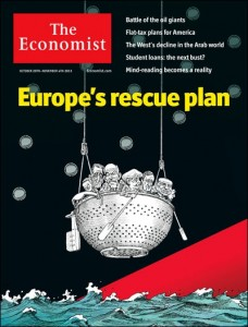 Europe Must Decide Its Future – Self Induced Financial Crisis Has Led Europe to the Brink